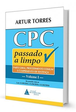 CPC: Passado a Limpo - Vol. 1