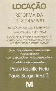 Locação - Reforma da 8.245/1991