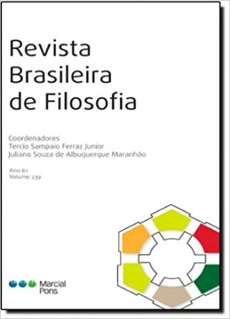 Revista Brasileira de Filosofia 239