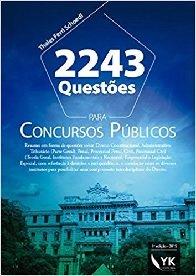 Imagem - 2243 Questões para Concursos Públicos
