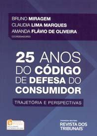 Imagem - 25 Anos do código de Defesa do Consumidor Trajetória e Perspectivas