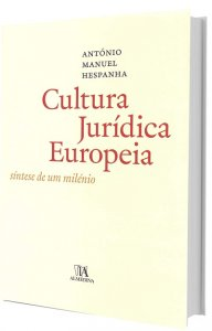 Imagem - A Cultura Jurídica Europeia - síntese de Um Milénio