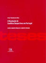 Imagem - A Resolução de Conflitos Desportivos em Portugal