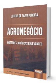Imagem - Agronegócio - Questões Jurídicas Relevantes