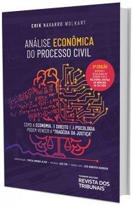 Imagem - Análise Econômica do Processo Civil: Como a Economia, o Direito e a Psicologia podem vencer a Tragédia da Justiça