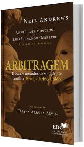 Imagem - Arbitragem E Outros Métodos De Solução De Conflitos Brasil e Reino Unido
