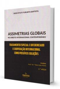 Imagem - Assimetrias Globais no Direito Internacional Contemporâneo