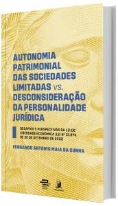Imagem - Autonomia Patrimonial das Sociedades Limitadas vs. Desconsideração da Personalidade Jurídica
