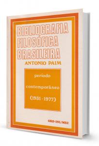Imagem - Bibliografia Filosófica Brasileira