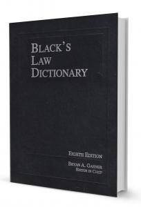 Imagem - Blacks Law Dictionary