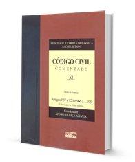 Imagem - Código Civil Comentado: Direitos de Empresa - Volume 11