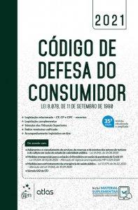 Imagem - Codigo de Defesa do Consumidor 2021