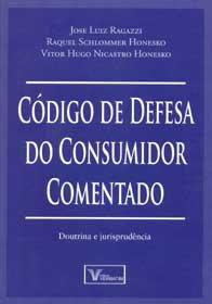 Imagem - Código de Defesa do Consumidor Comentado