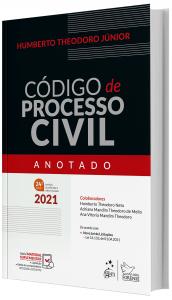 Imagem - Código de Processo Civil Anotado