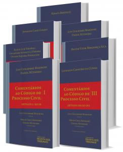Imagem - Coleção Comentários ao Código de Processo Civil - 17 v.