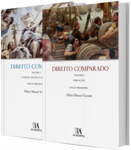 Imagem - Coleção - Direito Comparado 2 v.