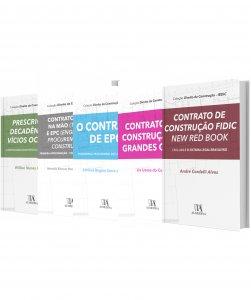 Imagem - Coleção Direito da Construção - IBDiC - 5 obras