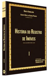 Imagem - Coleção Direito Imobiliário - Volume I: História do Registro Imobiliário