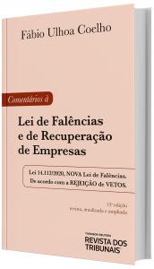 Imagem - Comentários à Lei de Falências e de Recuperação de Empresas - 15ª Edição