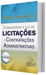 Imagem - Comentários à Lei de Licitações e Contratações Administrativos