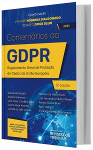 Imagem - Comentários ao GDPR - 3 Edição