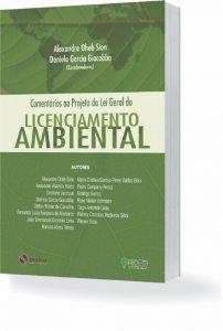 Imagem -  Comentários ao projeto de lei geral do licenciamento Ambiental