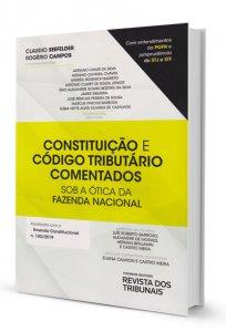 Imagem - Constituição e Código Tributário Comentados
