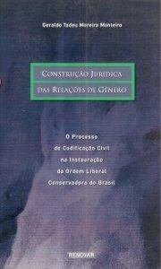 Imagem - Construção Jurídica das Relações de gênero