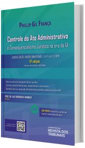 Imagem - Controle do Ato administrativo e Consequencialismo Jurídico na era da IA