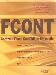 Imagem - Controle Fiscal Contábil de Transição
