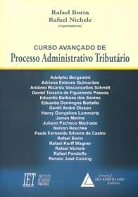 Imagem - Curso Avançado de Processo Administrativo Tributário