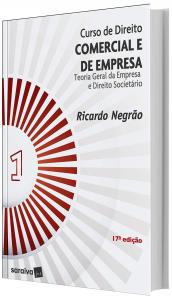 Imagem - Curso de Direito Comercial e de Empresa - V. 1