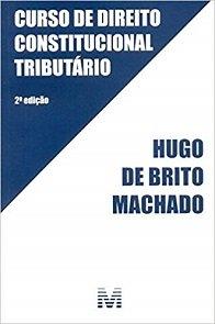 Imagem - Curso de Direito Constitucional Tributário