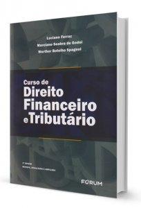 Imagem - Curso de Direito Financeiro e Tributário
