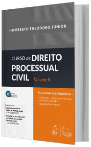 Imagem - Curso de Direito Processual Civil V. 2