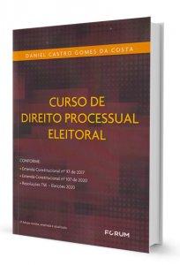 Imagem - Curso de Direito Processual Eleitoral