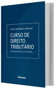 Imagem - Curso de Direito Tributário