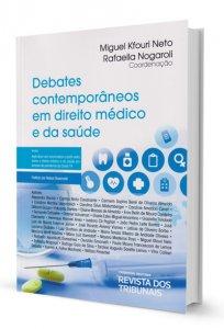 Imagem - Debates Contemporâneos em Direito Médico e da Saúde