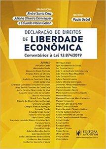 Imagem - Declaração de Direitos de Liberdade Econômica - Comentários à Lei 13.874/2019