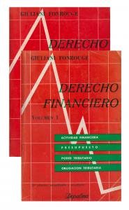 Imagem - Derecho Financiero 2v.