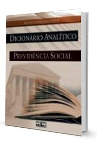 Imagem - Dicionário Analítico de Previdência Social