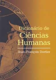 Imagem - Dicionário de Ciências Humanas