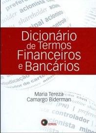 Imagem - Dicionario de Termos Financeiros e Bancários