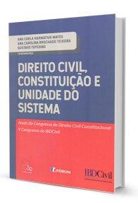 Imagem - Direito Civil, Constituição e Unidade do Sistema