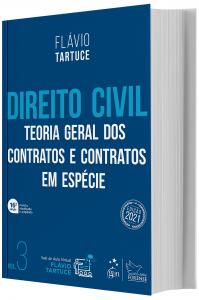 Imagem - Direito Civil - Teoria Geral dos Contratos e Contratos em Espécie - volume 3