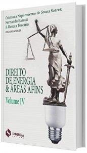 Imagem - Direito de Energia Áreas Afins - V. IV