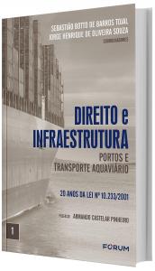 Imagem - Direito e Infraestrutura - volume 1
