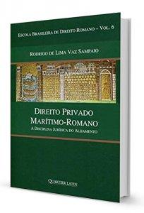 Imagem - Direito Privado Marítimo-Romano