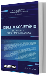 Imagem - Direito Societário e outros Temas de Direito Empresarial Aplicado