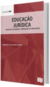 Imagem - Educação Jurídica - Método de Ensino e Formação do Professor